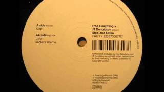 Fred Everything + JT Donaldson  -  Listen (Original mix)