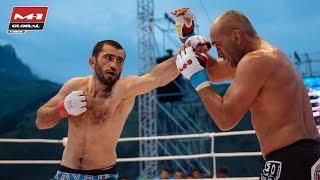 Мурад Абдулаев: Пояс нужно было забрать обратно в Дагестан | Интервью после M-1 Challenge 58