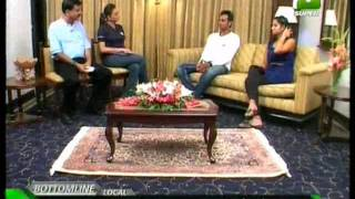 Shoaib Malik & Sania Mirza interview on super exclusive Part 5/6
