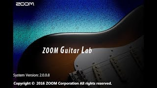 Gambar cover Zoom Labs Tutorial for G3X, G3Xn, G5n - New Pedals, Patches, Updates