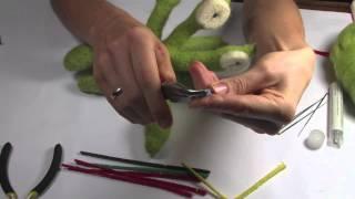 Filcowanie na sucho - materiały (narzędzia i igły) thumbnail