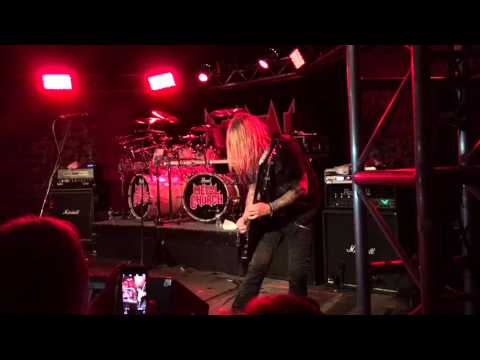 Chris Caffery guitar solo - Metal Church - Rochester NY 4/9/16