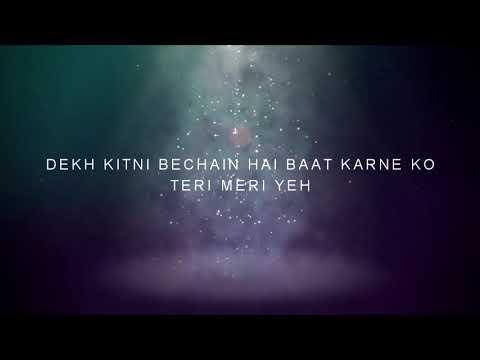KHAMOSHIYAN | RAP SONG | 2018