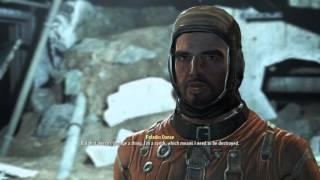 Fallout 4 - Killing Paladin Danse