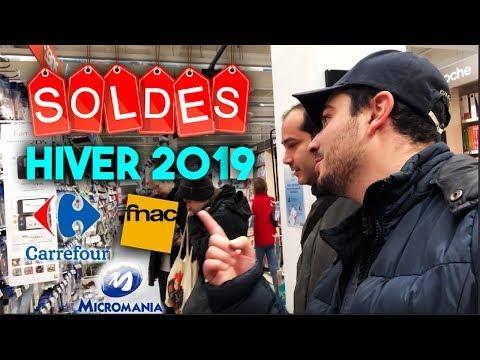 LES SOLDES D'HIVER JEUX VIDÉO 2019 [L'AVENTURE LIVE!] - DES JEUX 3DS, PS4, ONE À 5€!
