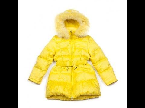 пальто для девочки KIKO 2949 . Куплено на Сп