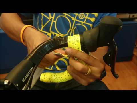 เทคนิคการเปลี่ยนผ้าพันแฮนด์เสือหมอบแบบง่าย ๆ
