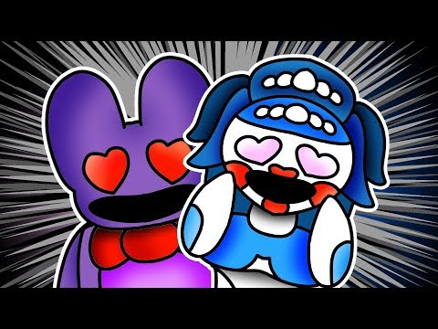 Minecraft Fnaf: Ballora And Bonnie Go On A Date (Minecraft Roleplay)