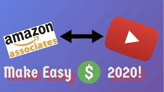 How To Make Easy Money On AMAZON with YouTube! (2020)