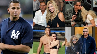 Girls Alex Rodriguez Has Dated YouTube Videos