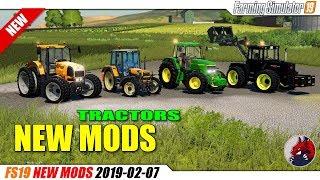 "[""BEAST"", ""Simulators"", ""Review"", ""ETS2ModsReview"", ""FarmingSimulator19"", ""FS19"", ""FS19ModReview"", ""FS19ModsReview"", ""New Mods"", ""Tractors""]"