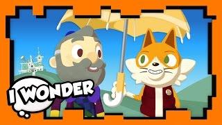 I Wonder - Episode 8 - Stampylonghead (Stampy Cat) and Wizard Keen - WONDER QUEST
