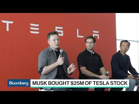 Elon Musk's Plan to Cushion Tesla's Balance Sheet