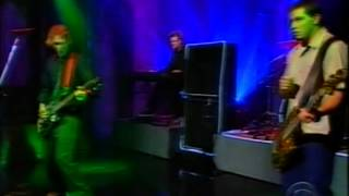 Silverchair - Anthem For The Year 2000 (Letterman)