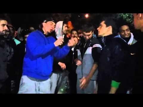 Shei Nacho Argentino & Kiro vs FullRap Team - Grupal - Cuartos