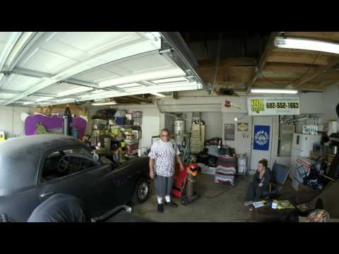 Todds PROJECT 1950 business coup -part 1