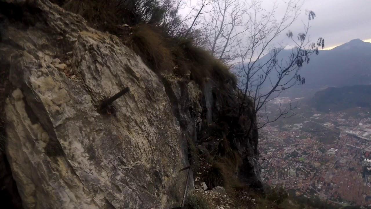Klettersteig Riva Del Garda : Klettersteige am gardasee entdecke den