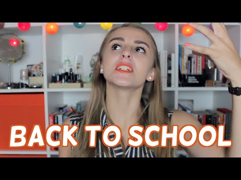 School and University Advice | Hannah Witton