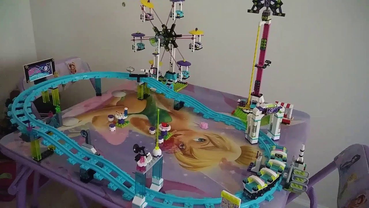 The LEGO Friend's Adventures--The Amusement Park's Secrets--Episode 3: Fun Times Part 1