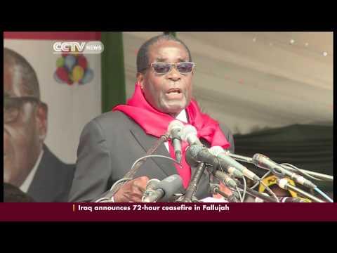 Robert Mugabe's 90th Birthday
