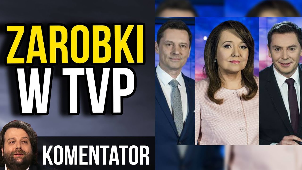Ile Zarabiają Prezenterzy i Gwiazdy TVP