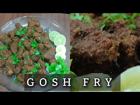 Gosh Fry || Mutton Fry || By Minaz from YouTube · Duration:  5 minutes 12 seconds