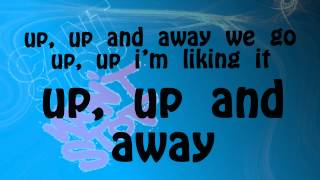 up and away-  cant stop wont stop (lyrics)