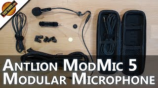 Turn Your Fave Headphones Into a Headset: Antlion ModMic 5 Review! – TekThing Short