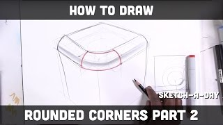 How to draw rounded corners - Part 2
