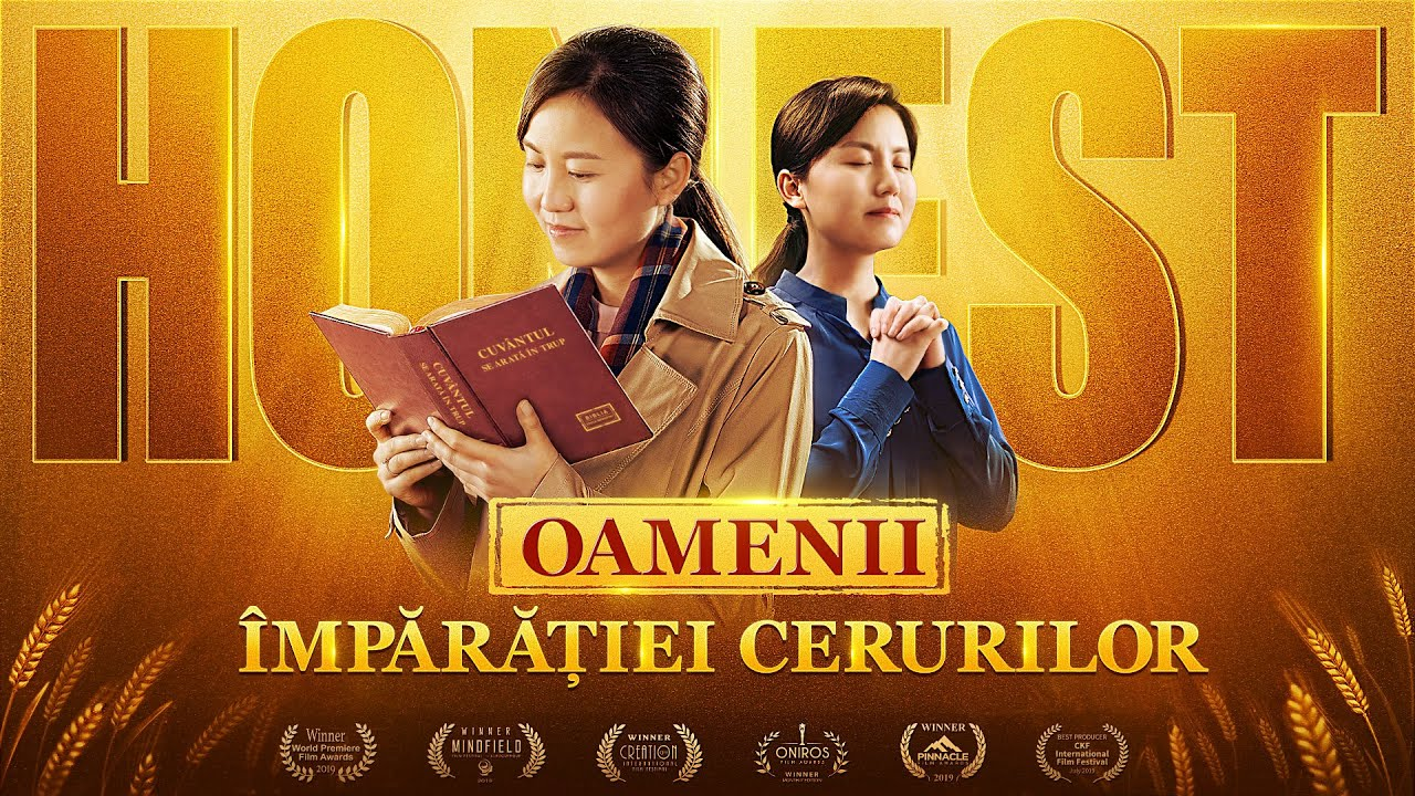 """Trailer film crestin""""Oamenii împărăției cerurilor""""Ce fel de oameni pot intra în Împărăția cerurilor?"""