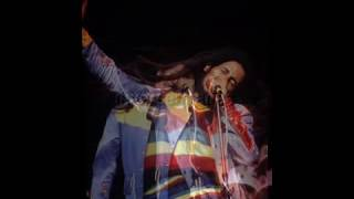 """""""War"""" + """"No More Trouble"""" - Bob Marley live at The Rainbow in London, 1977"""