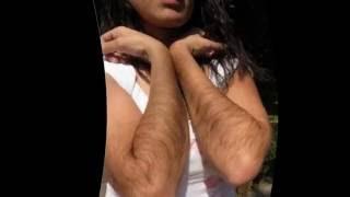 видео Как осветлить волосы на руках в домашних условиях