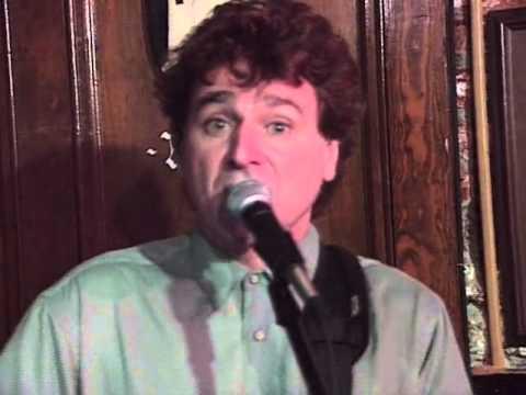 Danny O'Flaherty at O'Flaherty's Irish Channel Pub