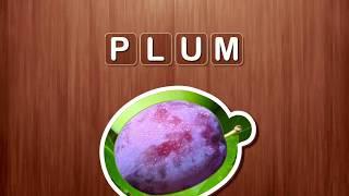 Fruits JFLF educational app for kids