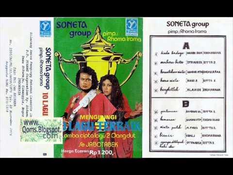 SONETA&RHOMA IRAMA TIADA BERDAYA dalam LOMBA CIPTA LAGU se Jabotabek(full album)