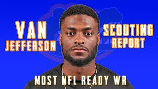 Van Jefferson: The Most Underrated Wide Receiver in the 2020 NFL Draft (Scouting Report)