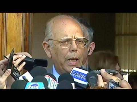 Falleció el ex presidente de Uruguay Jorge Batlle
