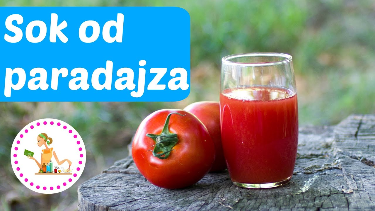 how to make homemade tomato juice with a juicer