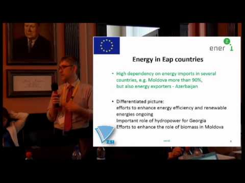Manfred Spiesberger: Reinforcing Cooperation EU - EaP Countries on Energy Research and Innovation