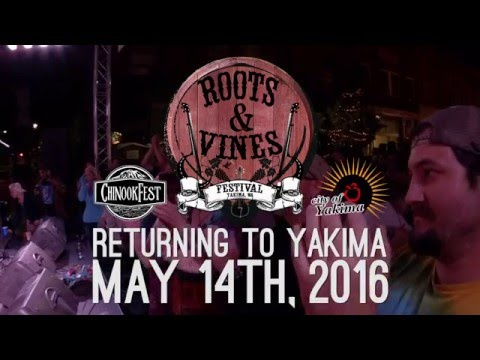 Roots and Vines Festival Promo
