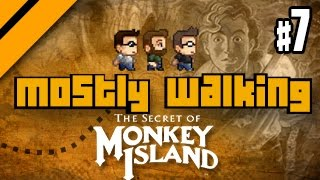 Repeat youtube video Mostly Walking - Secret of Monkey Island - P7