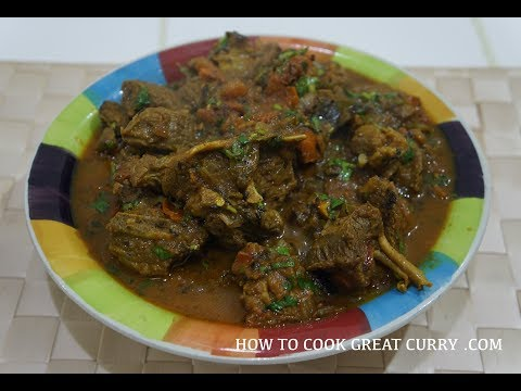 🇬🇧🇮🇳 Slow Cooked Indian Lamb Curry Recipe - Super Tasty Gosht Masala