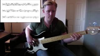 Joss Stone L.O.V.E. Bass Playthrough/Lesson w/transcription