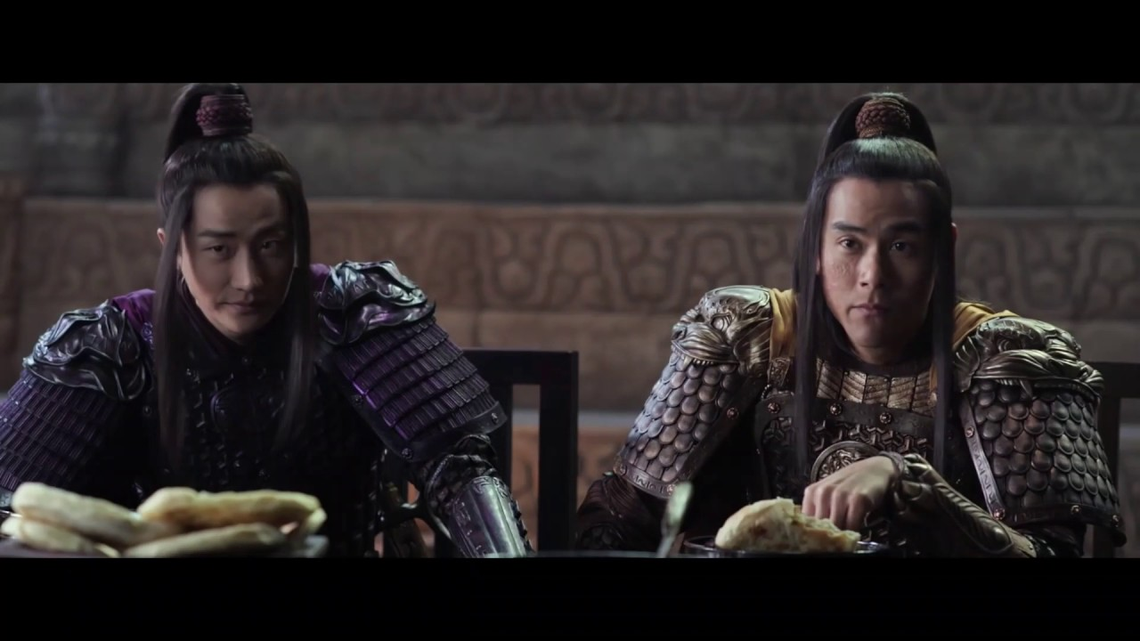 Marele Zid The Great Wall Trailer 2 Subtitrat In Romana Youtube