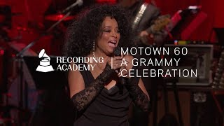 Diana Ross Performs Moving Medley Dedicated To Berry Gordy | Motown 60: A GRAMMY Celebration