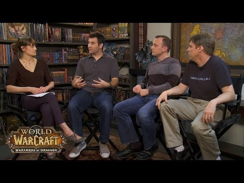 World of Warcraft designers offer 30-minute deep dive into Warlords of Draenor's changes