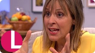 GBBO's Mel Giedroyc Talks About Her Long Friendship With Sue Perkins | Lorraine