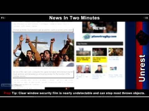 News In Two Minutes - American Terror In Kenya - Comet Ison Video - Sudan Doubles Gas Prices - India