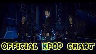 TOP 50 K-POP SONG CHART for AUGUST 2014 (Week 3 Chart)