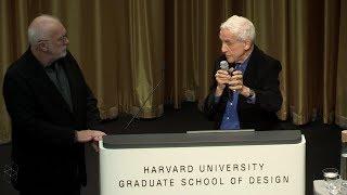 "Senior Loeb Scholar Lecture: Kenneth Frampton, ""Megaform as Urban Landscape"""